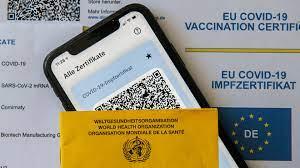 Digitale Impfzertifikat gestoppt